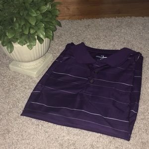 Grand Slam Golf Purple Polo
